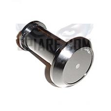 microcamera inserita in uno spioncino